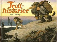 the amazing Troll Book (Trollboka). A classic in norwegian homes.I need to find this