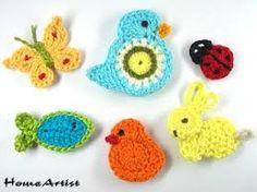 Resultado de imagen para tarjetas con motivos navidenos en crochet