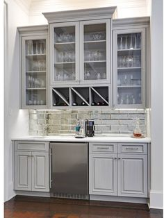 Built In Buffet Design Ideas Pictures Remodel And Decor Page 7 For The Home Pinterest