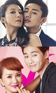 Innocent Yoo Ah In Vs. Warm Park Seo Joon: Which do you prefer? --- as much as I love Ah In, I hated the Love Affair couple. I LOVE Witch's Romance though and I love the relationship they have. Also, a HUGE plus of W.R., they were both SINGLE. Crappy marriage/relationship or not, Love Affair the woman was married and Ah-In had a girlfriend. >:O