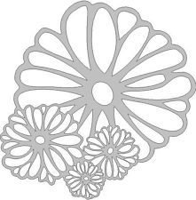 Hawaiian Flower Stencils | This stencil was designed for the airbrush artist with beginner to ...