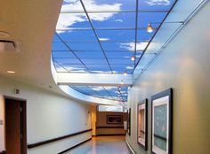 Virtual Skylight Makes It Easier to Live In Cramped Cities