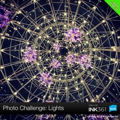 Time for this weeks photo challenge - Lights! To join: 1) shoot a new photo or select a shot from your library, 2) tag photo with #ink361_lights - - - last submission date is December 20th - - - Winners get a Blurb Photo Book Credit! - - - Happy photo sharing from the #Ink361 team #photography #fun #challenge #contest #lights (thanks to @♡o。. (✿。✿) for this cool shot!)