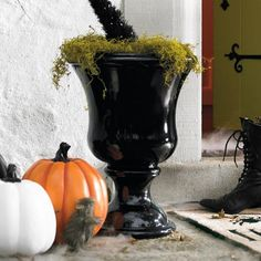 Nice Shop Indoor And Outdoor Halloween Decorations, And Lifelike Spooky Halloween  Decor From Grandin Road   Find Everything To Transform Your Home Into A ...