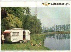 De reu caravan