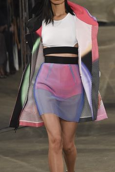 whore-for-couture:  givenchyrunway:  Milly Spring/Summer...