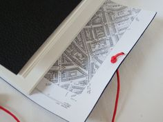 London Map Travel Journal of Notebook by MalloryJournals on Etsy