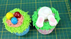Cupcake de Páscoa 2