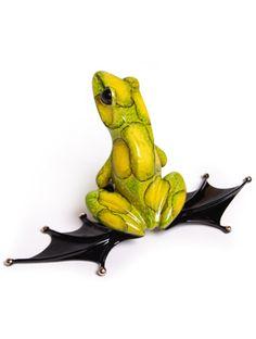Best Selling Frogman Sculptures Over $500