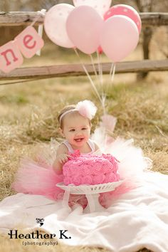 smash cake session  www.heatherkphotography.net