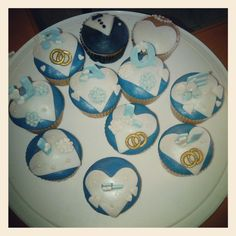 cup cakes boda