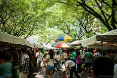 Makati Weekend Markets | © Fred Wissink