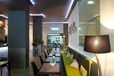 View photos of City Hotel in Thessaloniki. Uniquely crafted rooms and suites in Thessaloniki.