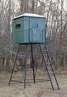 Redneck Blinds The Trophy Tower Crossover Hunting Blind