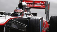 Barcelona Test Day Two:: Jenson Button