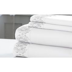 Astoria Grand Obryant 1000 Thread Count Sheet Set