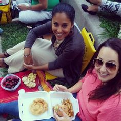 @thecuriouscreature: Shakespeare, picnic + bff = perfect summer night #sihp #cstitus #Toronto #torontolive