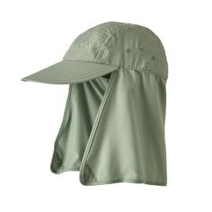The Patagonia Bimini Stretch Fit Cap is a lightweight polyester cap with a large bill and neck flap that provides full coverage in warm conditions. Patagonia Outdoor, Sun Protection Hat, Fly Fishing Tips, Fitted Caps, Outdoor Outfit, Snug Fit, Baseball Hats, Men's Fashion, Style