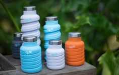 It's important for people to have easy access to hydration anytime anywhere. However, it's too much of a hassle carrying a chunky water bottle around and people choose to buy bottled water for the sake of convenience. Que Bottle co-founders Jean a...