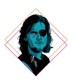 Escape from NY - Chris King Illustration