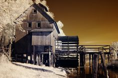 Slovakia, Jelka - Watermill