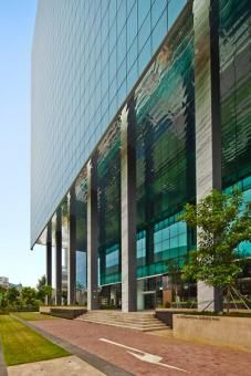 Eurochem Headquarters Office Tower @ 4A International Business Park  by New Space Architects