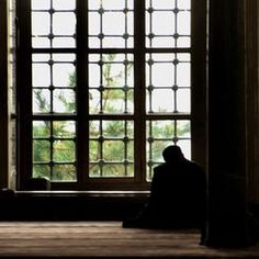 A men praying in a Turkish Moschea. The soft natural light gave me a very peaceful feeling.
