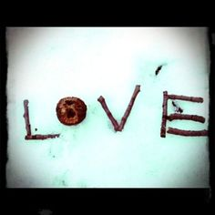 Love.     What it's all about xoxo