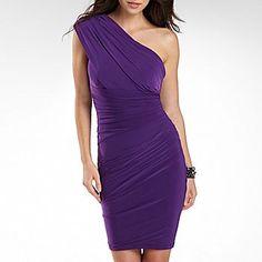 Cute Purple Dress to wear to the wedding