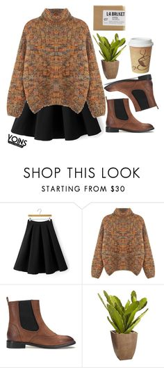 """""""#Yoins2"""" by credendovides ❤ liked on Polyvore featuring Pier 1 Imports and Club Monaco"""