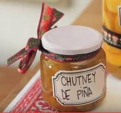 Chutney de piña | Virginia Demaria