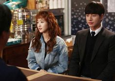 cheese in the trap, couple, and kdrama image