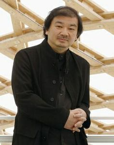Shigeru Ban does not call himself an environmental architect even though he has made a name in paper architecture. The Naked House at Kawagoe, Saitama. Shigeru Ban, Extraordinary People, People Change, Natural Disasters, Building Structure, Schools, Architects, Buildings, Van