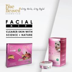 The Blue Heaven #Goldfacialkit is the collection of essential facial products that will make your skin look youthful as it gently exfoliate and detoxify it. 👧👸 #loveit #loveit❤️ #goldfacialkit #facial #skincare #review #blogger #blogger #beautyblogger #gold #india #instagram #goldbleach #bleach #girl #skinproducts #blueheaven #citygirl #citystyle