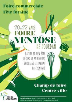 Retrouvez La Valis'à Jeux à la foire Ventôse à Dourdan, le 20, 21 et 22 mars: venez nous rencontrer, jouer et... tenter de gagner une animation privée!