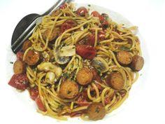 Fabulös: Anemones One Pot Pasta