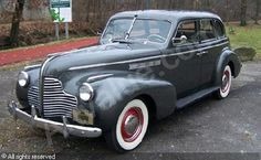 Buick Special 40