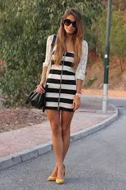 Image result for knitted bodycon dress street style