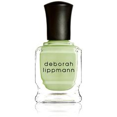Deborah Lippmann Women's Spring Buds Nail Polish ($13) ❤ liked on Polyvore featuring beauty products, nail care, nail polish, beauty, nails, makeup, no color, deborah lippmann, deborah lippmann nail color and deborah lippmann nail lacquer