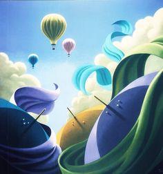 Balloons (Juillet | Claude Théberge)