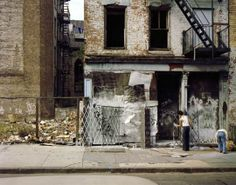 New York's Lower East Side in the '80s