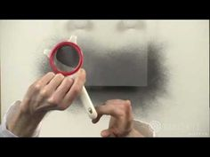 Glass ▶ Working with Powders on Sheet - YouTube, a Bullseye Video