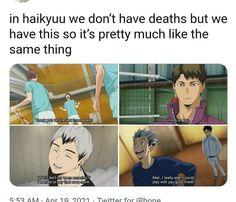 Haikyuu Tumblr, Haikyuu 3, Dream Guy, A Good Man, Geek Stuff, Family Guy, Japan, Manga, Guys
