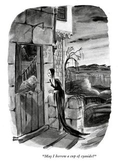 The Addams Family, New Yorker