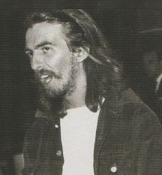 George Harrison<3 (very sweet photo)
