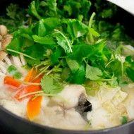 Monkfish Miso Nabe
