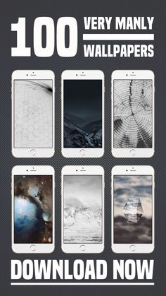 100+ Very Manly Wallpapers for iPhone