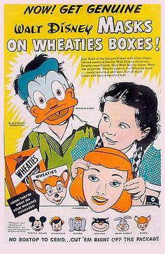 ... wheaties masks   Flickr - Photo Sharing!