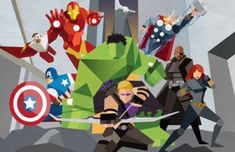 iCanvasART 1 Piece Avengers Assmeble Geometric: Avengers Canvas Print by Marvel Comics, 60 x Avengers Poster, Avengers Art, Canvas Artwork, Canvas Art Prints, Painting Prints, Art Wall Kids, Wall Art Decor, Hanging Letters On Wall, Marvel Paintings