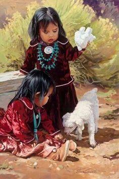 Little Lamb, little lamb~By Brad Schmitt